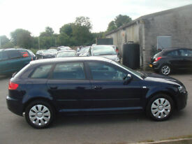 Audi A3 1.6 Special Edition Sportback 2007MY GUARANTEED CAR FINANCE