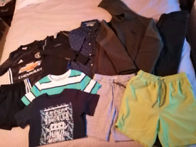 Boys clothes bundle age 7-9. 10 items