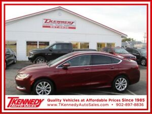 2015 Chrysler 200C 4dr Sdn  ** ONLY $135.39 B/W OAC **