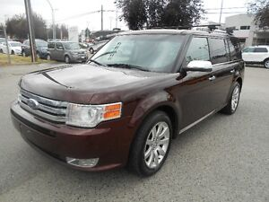 2011 Ford Flex Limited AWD Auto 7 Passenger Great Deale $8990