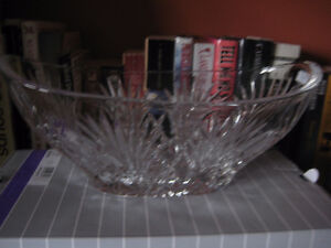 Marquis Oval Bowl