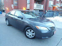 2007 TOYOTA CAMRY LE ,ONLY 114 KM ,LOW MILEAGE,PWR DRIVER SEAT! City of Toronto Toronto (GTA) Preview