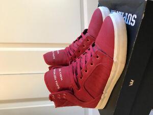 Supra Skytop men's shoes 9.5