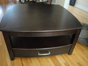 SOLID WOOD COFFEE TABLE OR TRADE FOR LAWNMOWER