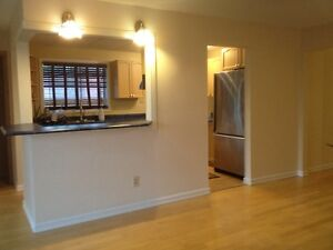 Open Concept, Spacious 3 bedroom  available in march, includsive