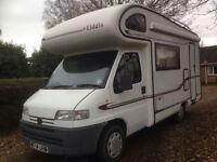 Elddis Autostratus EK, 5 Berth Coach Built, 1 Owner , 29,533 miles, Awning