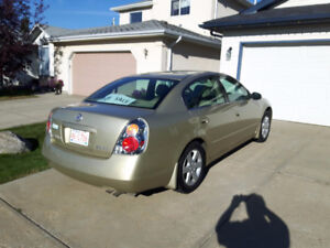 2004 Nissan Altima SL Sedan - SOLD -
