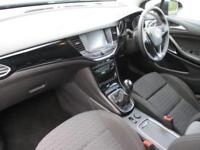 2017 Vauxhall Astra 1.4t Sri 5dr Hatch 5 door Hatchback