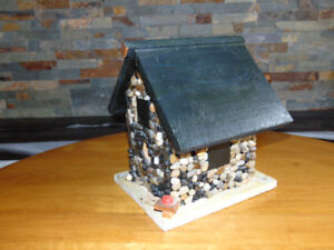 Hand crafted/ Decorated bird house