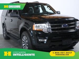 2017 Ford Expedition XLT AWD CUIR CAMÉRA RECUL 8 PASSAGERS
