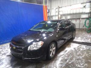 2008 Chevy Malibu. New Winter Tires!!! Loaded, Leather, Stereo!!
