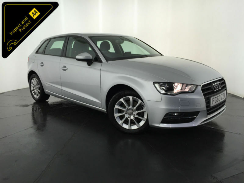 2013 63 AUDI A3 SE TDI 1 OWNER AUDI SERVICE HISTORY FINANCE PX WELCOME