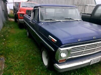 1969 F-100 For Sale