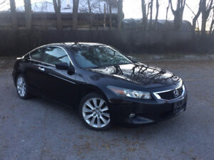 2008 HONDA ACCORD EX-L COUPE**CUIR**TOIT**GARANTIE 1 AN