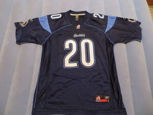 CFL Jerseys - New Reduced Price (price is each, not all three)