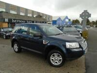 2009 (59) LAND ROVER FREELANDER 2 GS 2.2 TD4 A/C Blue Manual FSH