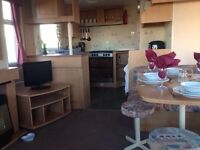 3 BEDROOMED CARAVAN TO RENT NORTH EAST ENGLAND NORTHUMBERLAND COAST