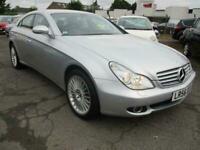 2006 Mercedes-Benz CLS CLASS 5.5 CLS500 4d 383 BHP Coupe Petrol Automatic