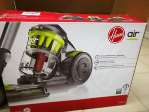 Hoover Tunnel Air Vacuum