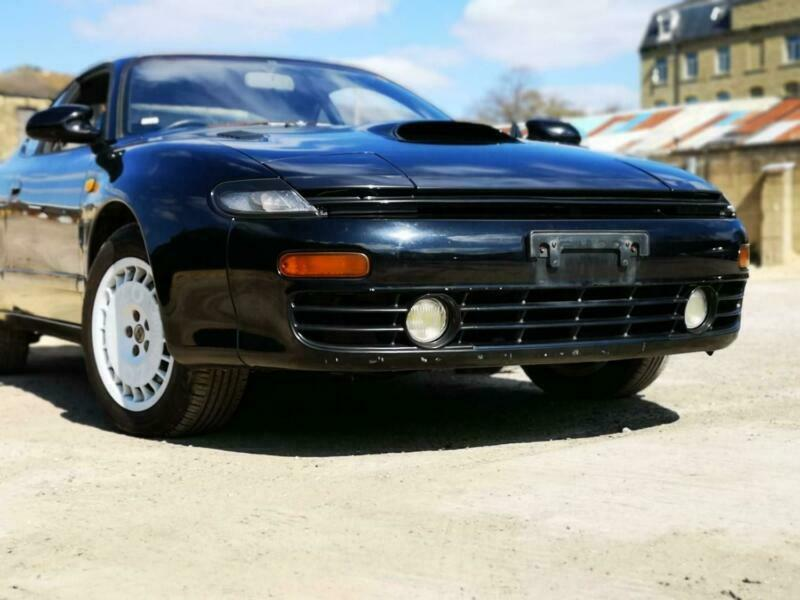 TOYOTA CELICA GT4 GT FOUR ST185H WIDEBODY Black 1992 | in Mirfield, West  Yorkshire | Gumtree