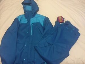 Women's Under Amour Storm Winter Jacket and Pants - never worn