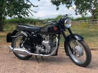 Velocette MSS 1960 500cc Totally Restored Classic British Motorcycle!