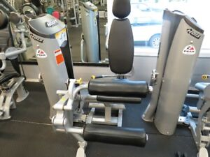 Exercise equipment- Hamstring curl