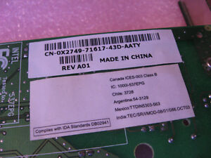 Intel 537EPG PCI Modem Card from Dell Dimension PC - USED West Island Greater Montréal image 3