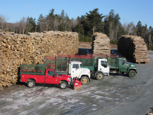 Wanted: Firewood Delivery Driver, Class 3 with Air