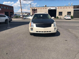 Cadillac SRX 2008 4x4 Full Equipped Cuir Toit ouvrant 4499$