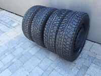 Winter Tires Honda 185/65 R15
