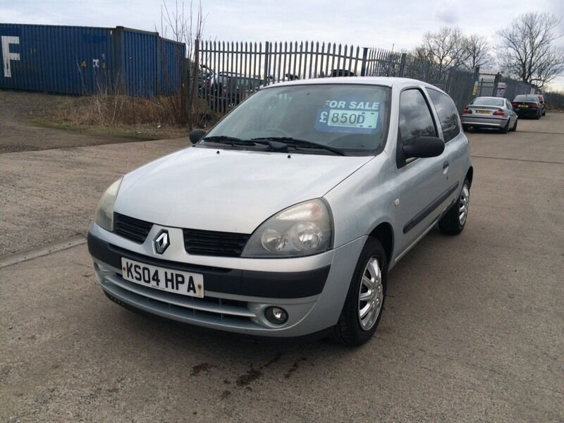 renault clio 1 2 2004 in wallsend tyne and wear gumtree. Black Bedroom Furniture Sets. Home Design Ideas