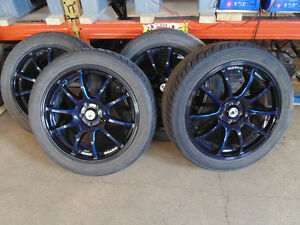 RIMS AND WINTER TIRES FOR SALE