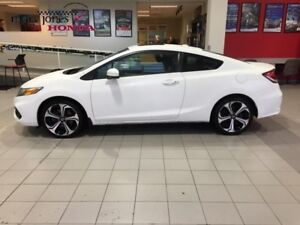 2015 Honda Civic Coupe Si  - one owner - local - $148.54 B/W