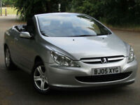 Peugeot 307 CC 2.0 16v Coupe Convertible***Genuine 33,000 Miles***1 Prev Owner**