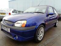 2001 Ford Fiesta 1.6 16v Zetec S 3dr
