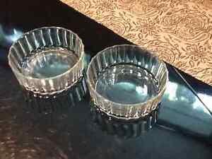 VINTAGE GLASS SERVING ITEMS.....SEVERAL STYLES Kitchener / Waterloo Kitchener Area image 2