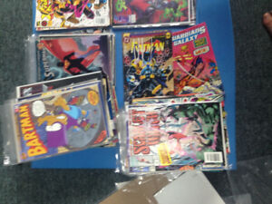 Selling 80s/90s Comic Books