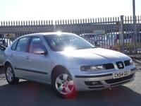 Seat Leon 1.9TDI 2005 SX **ROUGH ON COLD START** MOT FEB 2019 + BARGAIN