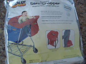 Shopping Cart or high chair cover