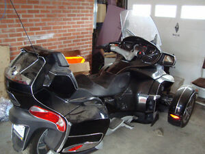 CAN AM SPYDER RT-S SE5 2010