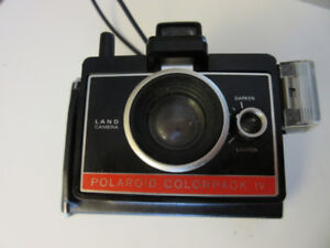 Vintage Polaroid Colorpack IV for Camera collectors