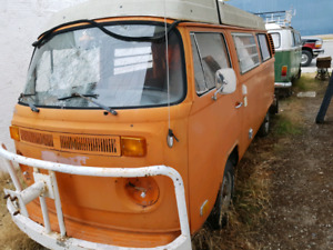 Vw bus parts or project