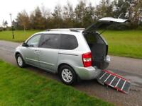 2011 Kia Sedona 2.2 CRDi 2 Automatic WHEELCHAIR ACCESSIBLE DISABLED VEHICLE WAV