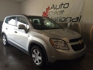 Chevrolet Orlando A/C GR ELECT 7 PASSAGERS  2012