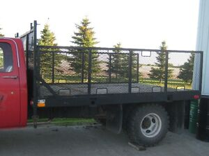 1976 CHEVROLET 30 one ton with 8 ft x 10 ft Deck & sides