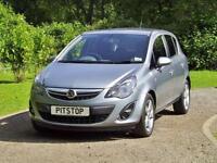 Vauxhall Corsa 1.4 SXi Ac 5dr PETROL MANUAL 2014/63