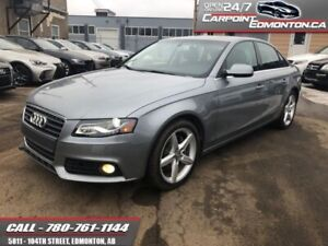 2011 Audi A4 2.0T quattro Premium Plus  -  - Air