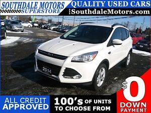 2014 FORD ESCAPE SE * ONE OWNER *