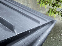 Seamless Eavestrough/Gutter Installation and Maintenance. CALL N